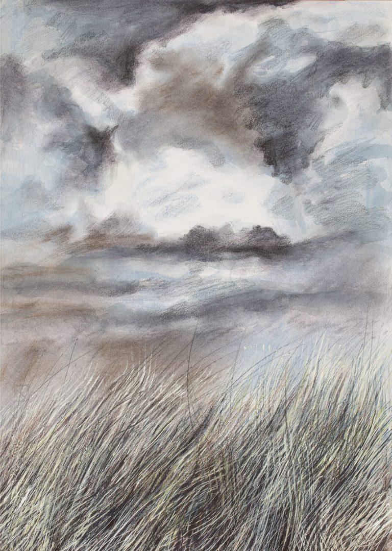 Cari Grevers: Clouds Gathering